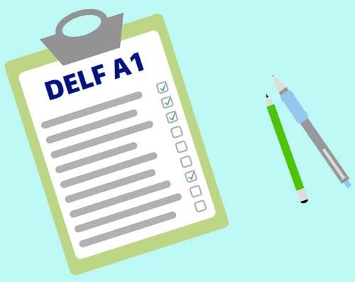 Delf-A1 test